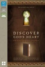 Zondervan NIV Devotional Bible; 2014; Chocolate/Caramel Imitation Leather