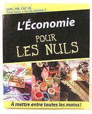 """livre pour les nuls """"l'économie pour les nuls"""" édition 2007 -360 pages"""