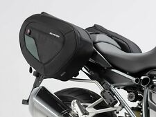 SW Motech Blaze Motorcycle Luggage Panniers to fit BMW R1200 R | R1200 RS