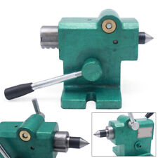 Lathe Tailstock Assembly Diy Installation Taper Metal Leathe For Woodworking New