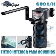 XiLong Filtro Interior 600L/H para Acuario (XL777)