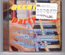 (HH98) Accordian Band, Party Time (Delta Accordion Band) - 12 tracks - 2003 CD