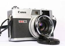 AFFORDABLE CAMERA SERVICE CLA for Canon Canonet QL17 GIII 90 days Warranty!!!