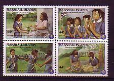 Marshall Inseln Michelnummer 101 - 104  postfrisch