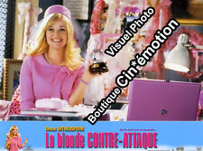 Photo Cinéma 21x28cm (2002) LA BLONDE CONTRE-ATTAQUE Reese Witherspoon BE a