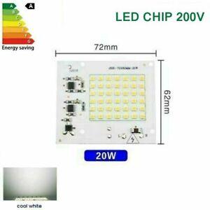 Led Chip 20w Cool white SMD 2835 High power AC 220v 230V Integrated light