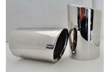 Cadillac CTS 2008 2009 2010 2011 2012 2013 STAINLESS STEEL EXHAUST TIPS!!