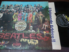 """THE BEATLES - La Banda Del Sargento Pepper, LP 12"""" RARE ARGENTINA 1967"""