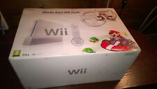 Nintendo-Wii Limited Edition #BG6 en Caja Mariokart Mario Kart