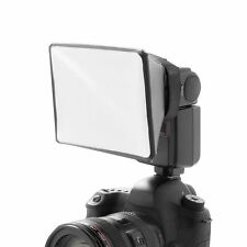 Portable Foldable Soft Box Camera Flash Diffuser Dome For External Flash Units