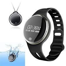 Impermeable Reloj Inteligente Bluetooth Smart Watch GPS Track Par iPhone Samsung