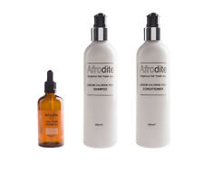 Salt Free Brazilian Keratin Shampoo Conditioner & Moroccan Argan Oil Gift Pack