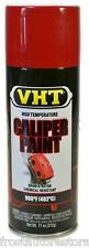 VHT Real Red Caliper Paint Aerosol 310ml High Temp Brake Drum Caliper Rotor