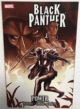 Black Panther: Power | TPB Paperback (NM)(2010) Jonathan Maberry | Marvel