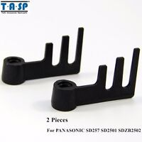 2x Knead Blade Paddle for BreadMaker PANASONIC SD257 SD2501 SDZB2502 SD252 SD253