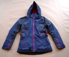 Salomon Damen Ski-Jacke Gr. S blau WHITEMOUNT GTX MF Anorak Daunenjacke NEU (77)