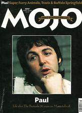 MOJO no. 92  July 2001  :  Beatles    Travis   Buffalo Springfield