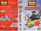 BOB THE BUILDER A CHRISTMAS TO REMEMBER VHS VIDEO PAL~ A RARE FIND