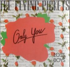 """FLYING PICKETS - Lost Boys - 1987 CD Album 13 tracks with """"Only You"""""""
