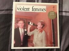 """VIOLENT FEMMES """"Happy New Year"""" Colored Vinyl RSD 2016 Store Day Sealed"""