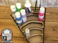 BattleTex Angle Paint Station 1 Citadel Warhammer Painting Tool Brush Holder