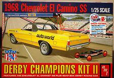 1968 Chevrolet El Camino SS, 1:25, AMT 1018 wieder neu 2017 wieder neu