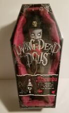Mezco Living Dead Dolls Series 4: Macumba Misb New Sealed Mint Ldd Coffin