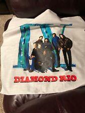 Vintage Diamond Rio Concert Bandanna Scarf Rare - Original 1996