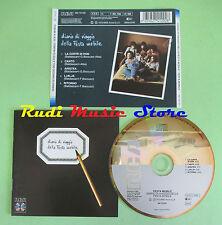 CD Fiesta Móvil Diario de Viaje de la Fiesta Móvil Italia BMG (Xi1) No LP Mc DVD