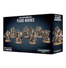 Warhammer 40k Death Guard Plague Marines NIB
