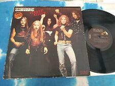 SCORPIONS ~ Virgin Killer~1980~RCA~BEST BUY SERIES US Reissue LP