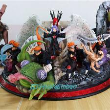 Naruto Akatsuki Pain Konan Statue Painted Resin Model league Large GK Anime Gift