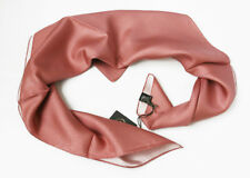 Corneliani Mens 100% Silk Scarf Neck Square Foulard Gift for Him Made in Italy