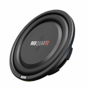 "MB Quart DS1-304 12"" DVC Discus Series Shallow Mount Car Subwoofer 400 Watts"