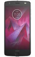 Motorola Moto Z2 Force - 64 GB - Lunar Gray GSM Unlocked (T-Mobile) Smartphone B
