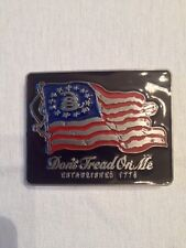 Boucle de ceinture USA / sudiste / Etats Unis / ceinturon / drapeau