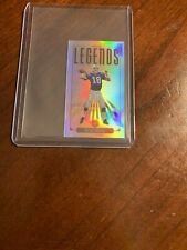 2020 Legacy Peyton Manning SP Mini Silver Colts HOF!!