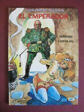 CARVAJAL EL EMPERADOR ED CAP TBE