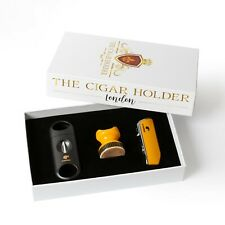TCHCIGARS Cohiba Edition Accessories Cigar Cutter Rest Holder Cohiba Lighter