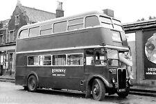 Ronsway, Hemel Hempstead HLX262 AEC Regent Bus Photo Ref P679