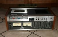 VERY CLEAN SINGLE OWNER Vtg TEAC A-450 Cassette Player HAS ISSUES Estate find