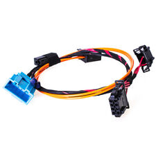 Kabelbaum AMI MMI Kabelsatz kompatibel mit Audi A4 4E A6 4F A5 Q7 Q5 inkl. LWL