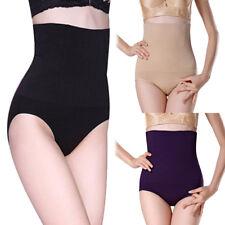 Womens Seamless High Waist Abdominal Management Shaping Corset Underwear 3Colors