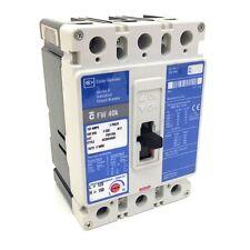 Interruptor de circuito bipolar de 3 FW3160L Cutler-hammer 125-160A 690VAC FW3-160-L