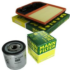 MANN-Filter Set Ölfilter Luftfilter Inspektionspaket MOL-9694143