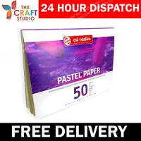 Royal Talens - Art Creation A4 Pastel Paper Sketchbook - 50 Sheets - 90gsm