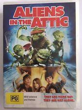 ALIENS IN THE ATTIC R4 DVD Free Post