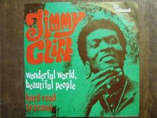 JIMMY CLIFF 45 TOURS BELGIQUE WONDERFUL WORLD BEAUTIFUL