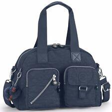 Kipling Defea Crossbody Handbag TRUE BLUE / NAVY Authentic Genuine NWT