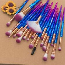 20pcs Gradient Makeup Brush Set Powder Foundation Eyebrow Brush Tools nylon hair